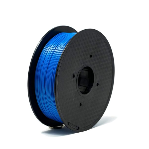 Fused Materials Blue PLA 3D Printer Filament - 1kg Spool, 1.75mm, Dimensional Accuracy 0.03 mm, (Blue) 3
